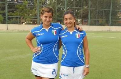 Hockey prato, azzurre in India. Parla la stella Giuliana Ruggieri