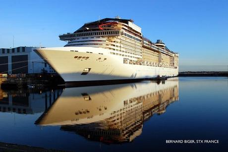 MSC Divina...COUNT DOWN al varo