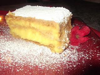Torta millefoglie paperblog for Decorazione torte millefoglie