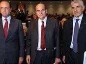 Accordo bipartisan Alfano, Bersani Casini: riforma costituzionale possibile entro l'anno. Restano nodi della legge elettorale