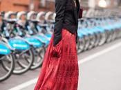 Street Style durante settimana della moda