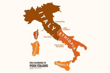 Italy According to Posh Italians