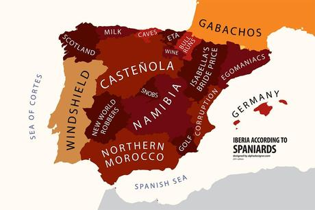 The Iberian Peninsula According to Spain