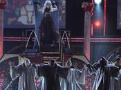 Whitney Huston Mega Rituale Grammy Awards 2012