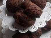 Vegan chocolate muffin