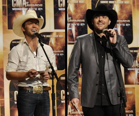 Justin Moore e Chris Young