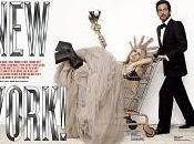 YORK... Lady Gaga, Marc Jacobs, Liya Kebede, Lily Donaldson, Mark Ronson, Chloe Sevigny, Hanne Gaby More Magazine