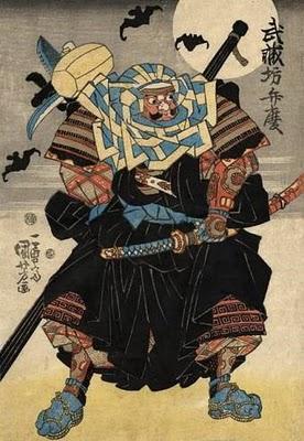 La leggenda di Benkei, il