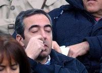 """Allarme analfabetismo dopo vertice"""" Silvio Umberto sergente Garcia Zorro preoccupato dichiarazioni colonnelli Fini"""