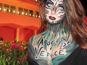 First body painting party Venice second coming! Apocalypse Venice!!!
