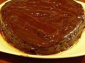 Torta Facebook cioccolato
