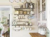 Inspirations: shabby chic kitchen