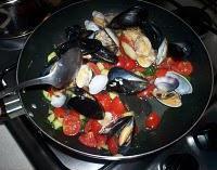Pasta fresca versatile…Nel mio caso è finita con il pesce!!!