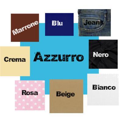 abbinamento tortora e azzurro : Colori: come abbinarli! - Paperblog