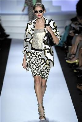 Diane von Furstemberg - New York Fashion Week S/S 2011