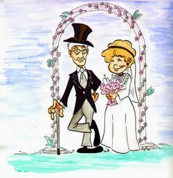 Sorpresa all anniversario di matrimonio paperblog for Disegni per anniversario di matrimonio