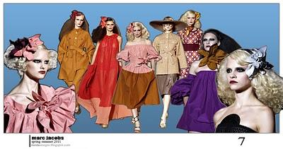 Le pagelle: MARC JACOBS SPRING SUMMER 2011 ( + VIDEO )