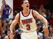 Basket, Nba: Star Game ricorda mito Drazen Petrovic. Morrow maglia Nets numero