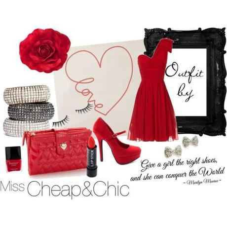 S.Valentine Outfit