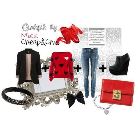 S.Valentine Outfit 2