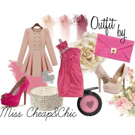 S. Valentine Outfit 3