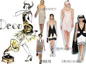 fashion illustrated. trends: 20′s.