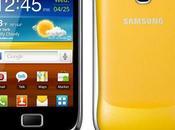 Samsung introduce nuovi smartphone Galaxy