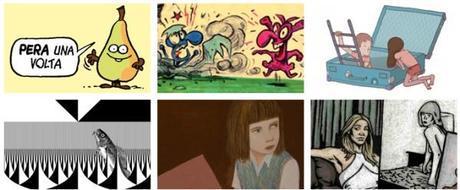 BilBOlbul. Festival Internazionale di fumetto VI edizione