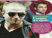 Robert Pattinson, vampiro, uomo calvo