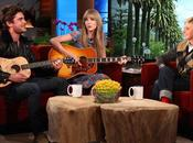 Efron Taylor Swift insieme, solo musica