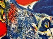 Chagall d'Arabia. Dietro specchio