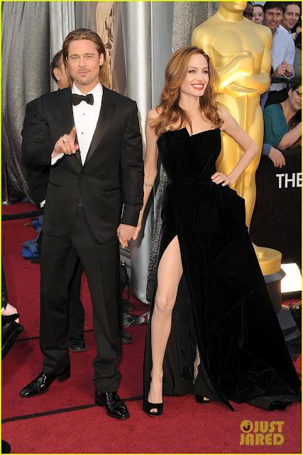 Angelina Jolie Cosce