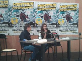 Mantova Comics Games:
