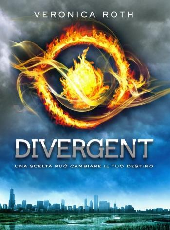 Avvistamento: Divergent di Veronica Roth