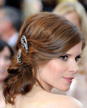 Le più belle acconciature delle celebrity dalla notte degli Oscar 2012
