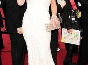 Oscar 2012, Milla Jovovich Elie Saab Couture