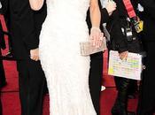 Oscar 2012, Milla Jovovich Elie Saab Couture
