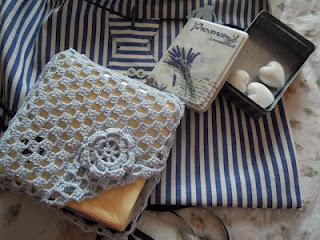 La scatola dei ricordi di franca paperblog - Tende all uncinetto per finestre ...