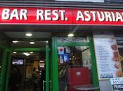 Tapas Madrid:BAR REST. ASTURIA.