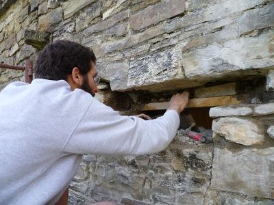 Pietra su pietra paperblog - Apertura porta su muro portante ...