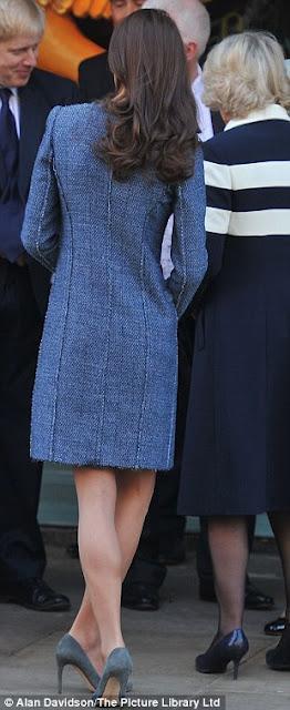 FASHION ICON | Kate Middleton in M Missoni ai magazzini londinesi Fortnum& Mason