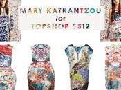 Mary Katrantzou Topshop
