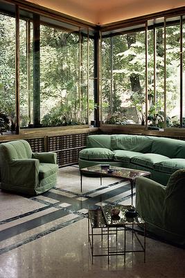 Villa necchi campiglio design anni 39 30 nel cuore di for Villa necchi campiglio milano
