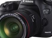 Canon presenta fotocamera Mark