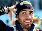 Biathlon: Martin Fourcade conferma nell'inseguimento, Domracheva prevale Neuner