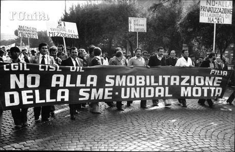 Sciopero lavoratori Unidal