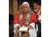 Benedetto XVI. Messaggio subliminale mondialista?