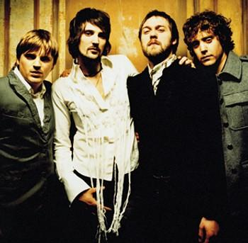 Kasabian: the modern Prehistory