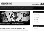 Blog Template WordPress gratuiti