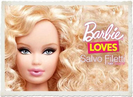 Barbie Loves Salvo Filetti and he loves them too